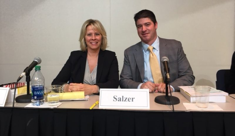 Smith and Salzer at 2018 FLI